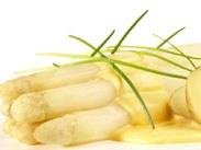 Hoe kook ik witte asperges