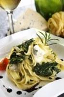 Hoe maak ik pasta met spinazie
