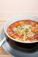 Hoe maak ik minestronesoep