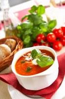 Hoe maak ik verse tomatensoep