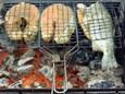 Hoe barbecue ik vis