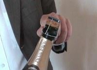 Hoe open ik een champagnefles