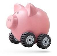 Hoe bespaar ik op autokosten