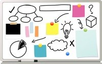 Hoe houd ik een creatieve brainstorm