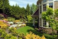Hoe ontwerp ik een Engelse tuin