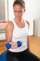 Hoe kan ik mijn triceps trainen