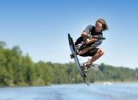 Hoe word ik een wakeboarder