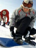 Hoe zet ik bindingen op mijn snowboard