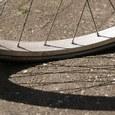Hoe plak ik mijn fietsband