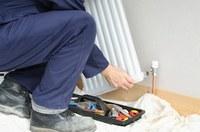 Hoe vervang ik een radiator