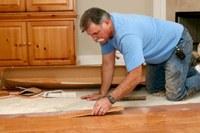 Hoe leg ik een houten vloer