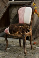 Hoe kan ik zelf een stoel bekleden