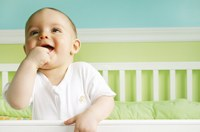 Hoe richt ik mijn babykamer veilig in